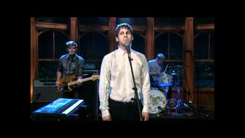 Foster the People Pumped Up Kicks on Craig Ferguson 2011 07 15