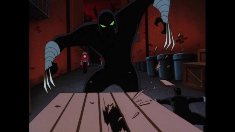 Бэтмен Рыцари Готэма Сезон 2 Эпизод 3 Священное животное