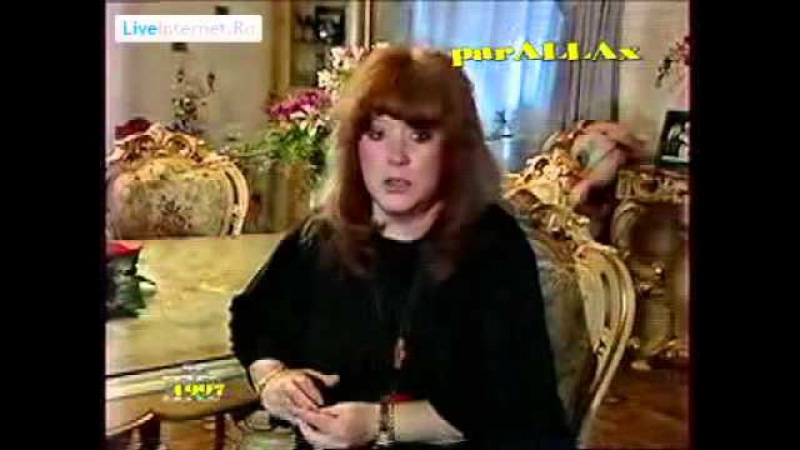 Итоги НТВ апрель 1997 Алла Пугачева о захоронении тела Ленина