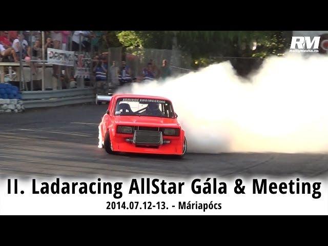 II Ladaracing AllStar Gála Meeting 2014 ©