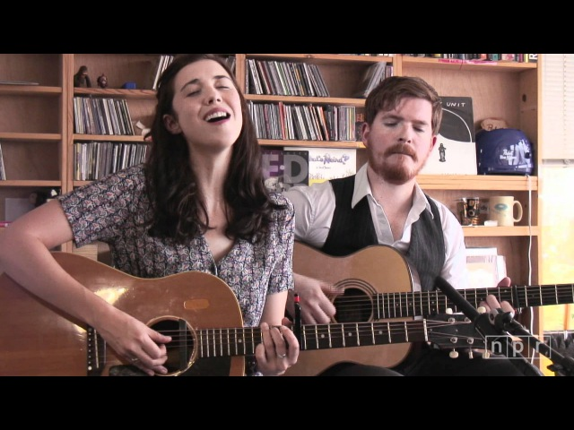 Lisa Hannigan NPR Music Tiny Desk Concert