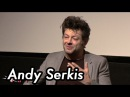 Andy Serkis on Finding Gollum's Voice