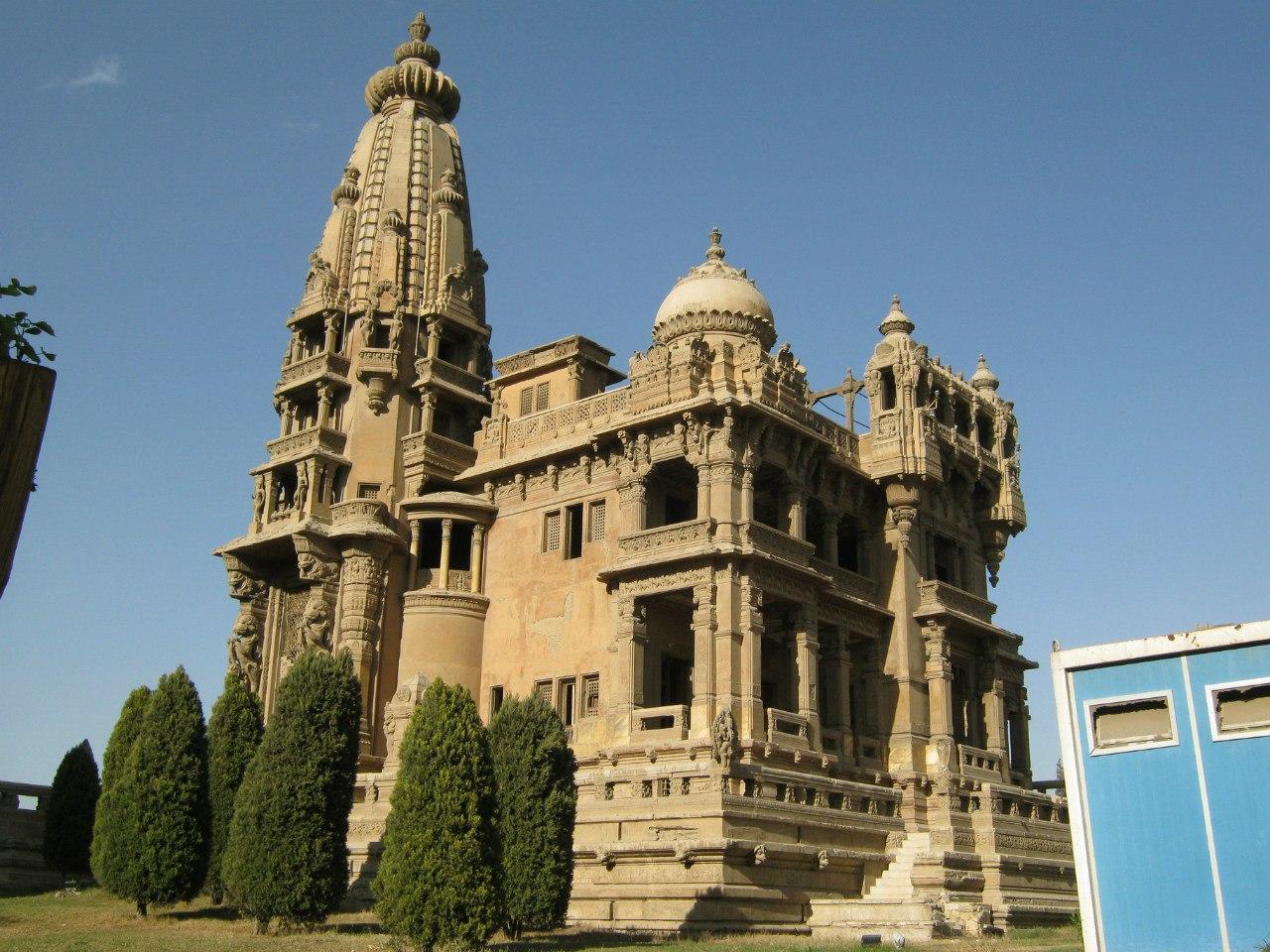 индуистский храм в Каире