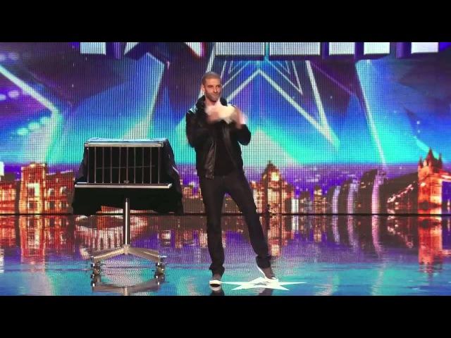 Топ Лучших иллюзионистов на шоу Талант / Top best illusionists in the talent show
