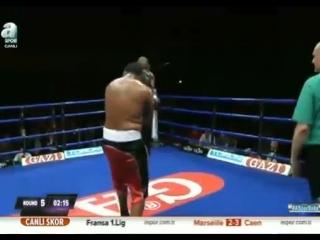 Тони Томпсон vs Одланьер Солис II