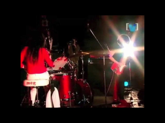 The White Stripes - Live in Sydney 2003 (Entire Livid Concert)