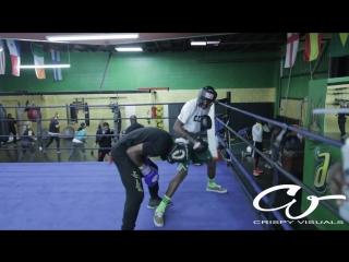 Отец заставил сына драться с профессиональным боксёром за хулиганство Рифмы и Панчи