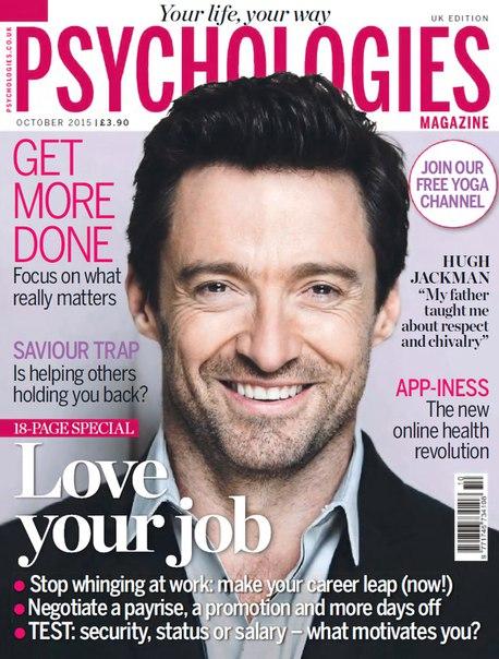 Psychologies - October 2015 UK