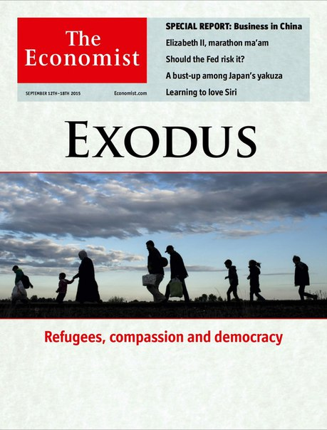 The Economist – 12 September - 18 September 2015