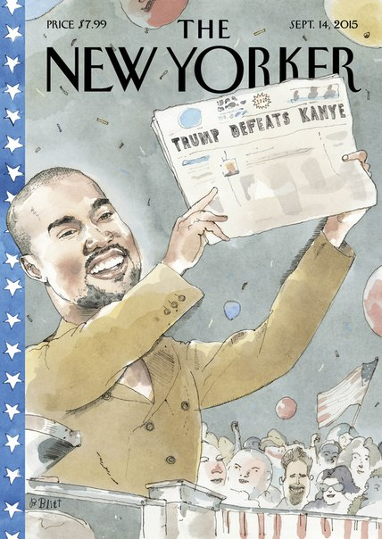 The New Yorker - September 14, 2015