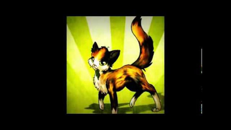 Коты Воители Огнезвезд и Пестролистая