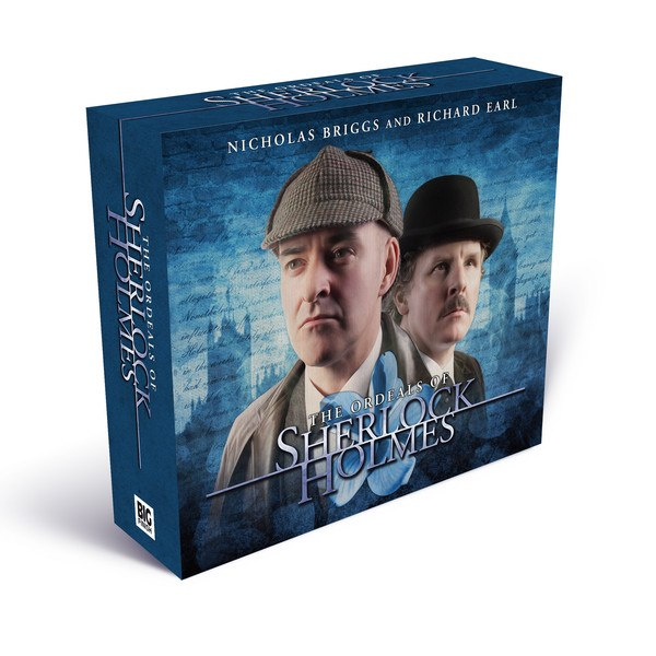 Sherlock Holmes - All released items from Big Finish