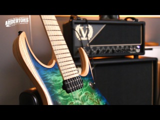 Ibanez Iron Label RGDIX Series - New Extended Range Guitars for 2016