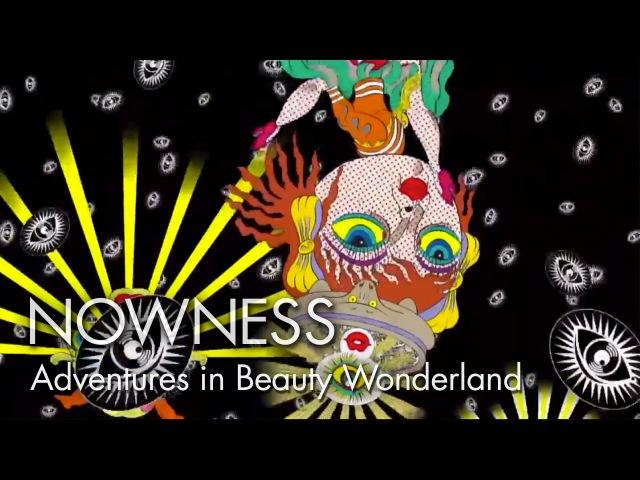 Adventures in Beauty Wonderland by Keiichi Tanaami