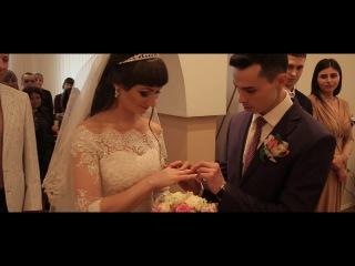 Прекрасный свадебный клип Артём & Алёна   ( Смотреть HD 720 )