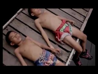 Супер клип !!! занимайтесь тайским боксом!!! muay thai boys bodyslam_official mv