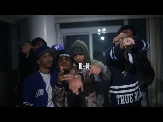 R-Paay x YBizzle | Man Down (Official Video)