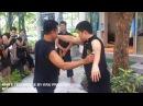 Karambit techniques and Knife technique by Kru Praeng