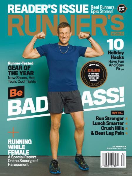 Runners World USA December 2016