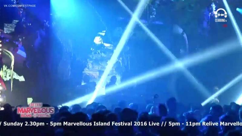 Fur Coat @ Marvellous Island Torcy 14 05 2016