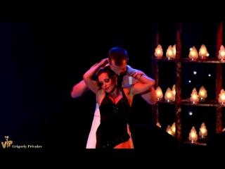 Band Odessa - Дым сигарет с ментолом.  Нереально красивый танец!