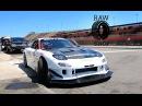 Alex Rodriguez Motorsports Time Attack FD3S Rx7