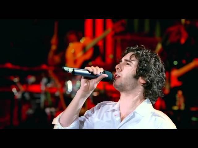Josh Groban - Lultima Notte (Awake Live)