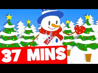 Jingle Bells and More | 37mins Christmas Songs Collection for Kids