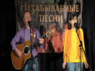 Ирина Кравец и Сергей Голуб  -  Красотка  ( авт. неизв.)