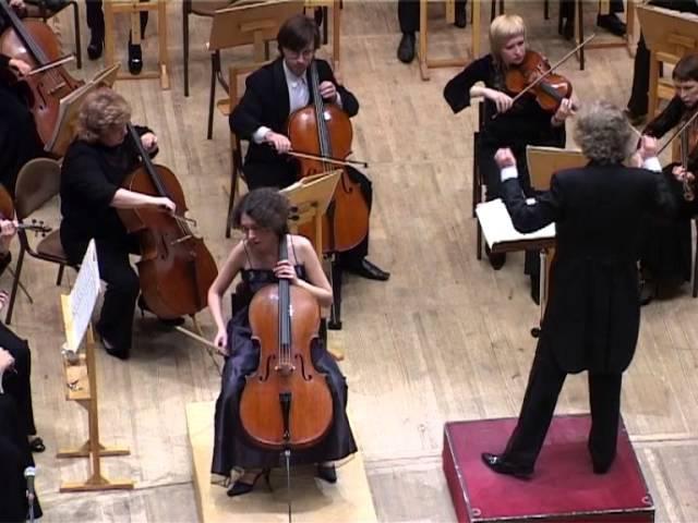 Dvořák Cello Concerto in B Minor, Op. 104, Parts 1, 2, 3