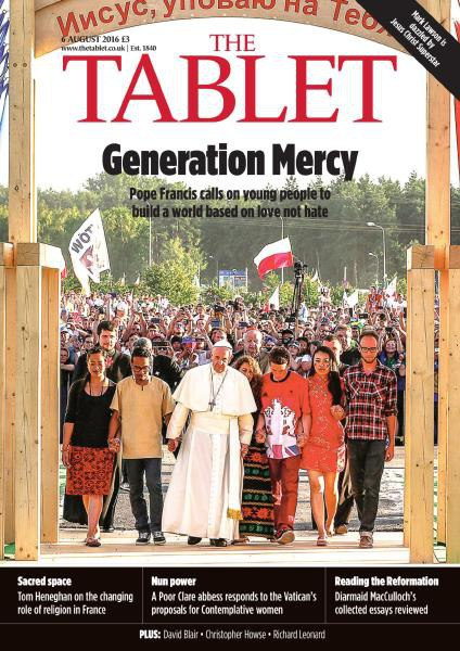 The Tablet - 6 August 2016