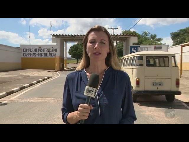 Complexo Penitenciário de Hortolândia SP recebe detentos de Bauru SP G1 Campinas e Região Jor