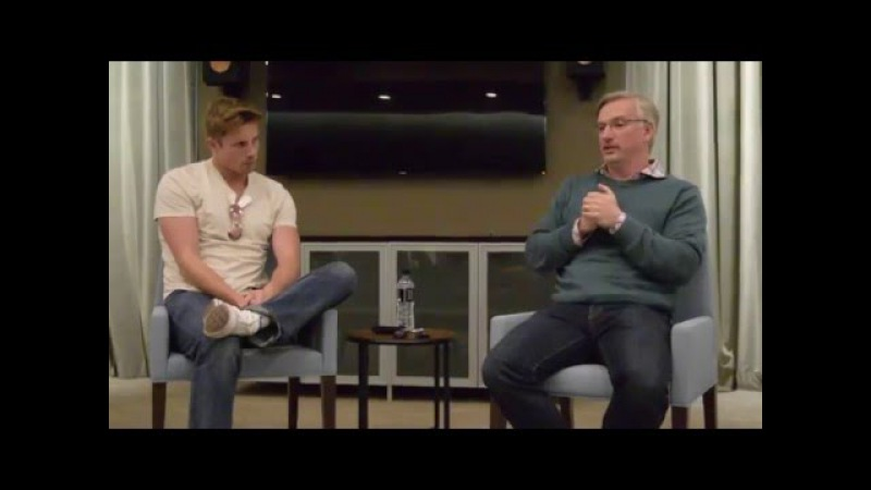 Inside Scoop Bradley James Glen Mazzara talk Damien смотреть онлайн без регистрации
