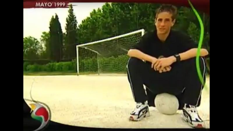 Fernando Torres, el Niño de Fuenlabrada (15-06-09) Tele5