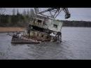 Грузовой порт Припяти Pripyat cargo port