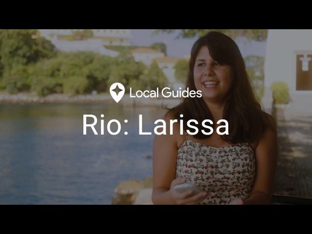 Исследуем оазис в центре Рио Local Guides Stories 7 серия