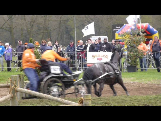 V D BROEK Wilbrord NED CAI3 CAN Horst NED 16 04 16 HorseSingle Marathon Ob5