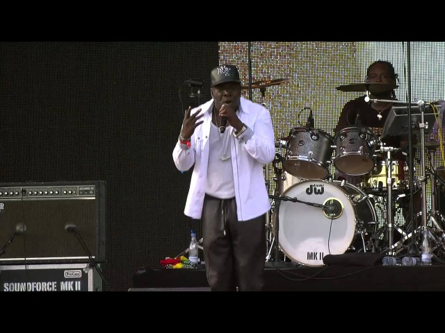 Barrington Levy Here I Come live from Roskilde Festival 2015