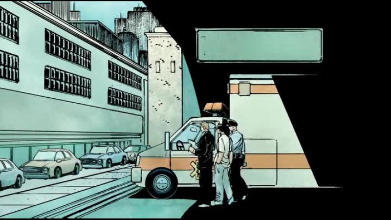 Рыцари Марвел. Вечные 3 серия из 10 / Marvel Knights. Eternals Episode 3 (2014) Rus Русская Озвучка
