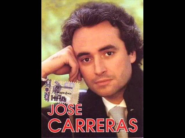 Jose Carreras Parlami d'amore Mariu смотреть онлайн без регистрации