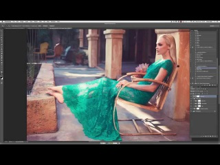 Location Set - Editorial Collection Photoshop Actions with Lara Jade