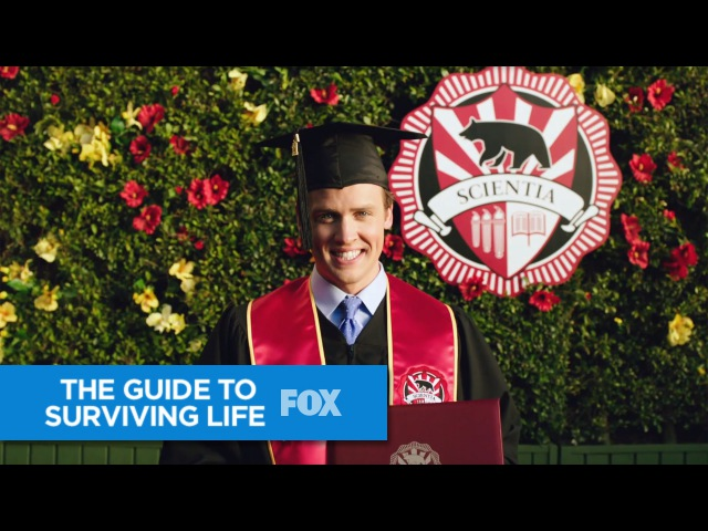 COOPER BARRETT'S GUIDE TO SURVIVING LIFE A Guide To Cooper FOX BROADCASTING