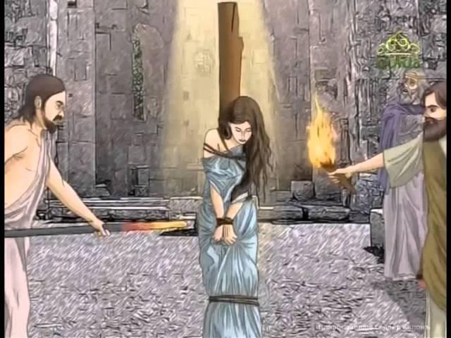 07 30 Святая великомученица Марина