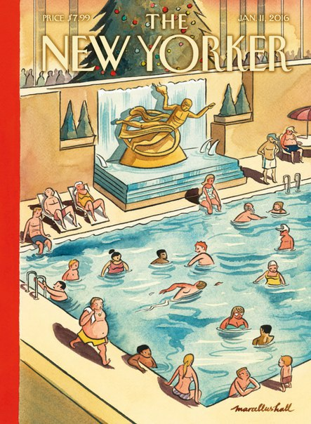 The New Yorker - 11 January 2016