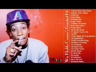 Wiz Khalifa's Greatest Hit   Best Songs Of Wiz Khalifa