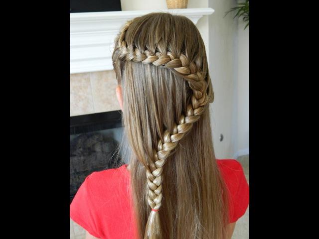 The Best Wavy Braids / Two Options / Las mejores trenzas en forma S / Bonita Hair Do