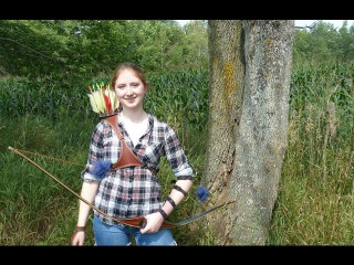 Archery trick shots - Dude Perfect Archery Challenge