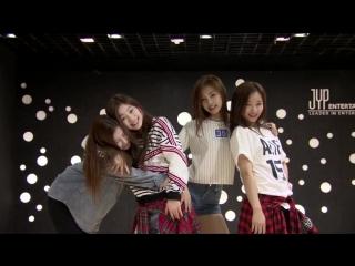 150609 Sixteen Minor B Team - JEWERLY Back it up Dance Practice