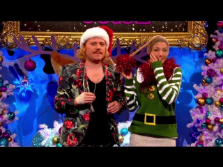 Celebrity Juice s14e12 14 12 Christmas Special with Jay McGuiness, Michelle Keegan vs. Louise Redknapp, Jimmy Carr (ENG)