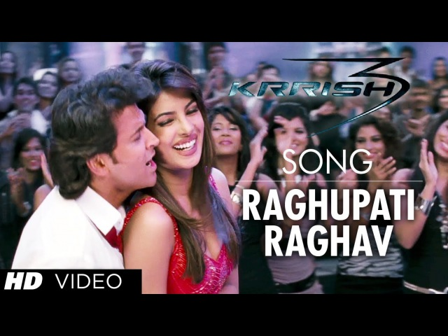 Raghupati Raghav Krrish 3 Full Video Song Hrithik Roshan Priyanka Chopra